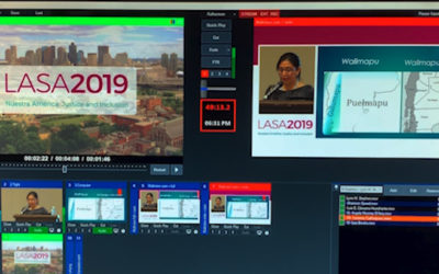 LASA2019 Annual Congress Broadcast Worldwide with Sonic Pixel Media